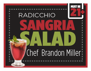 Salad for Adults - Sangria